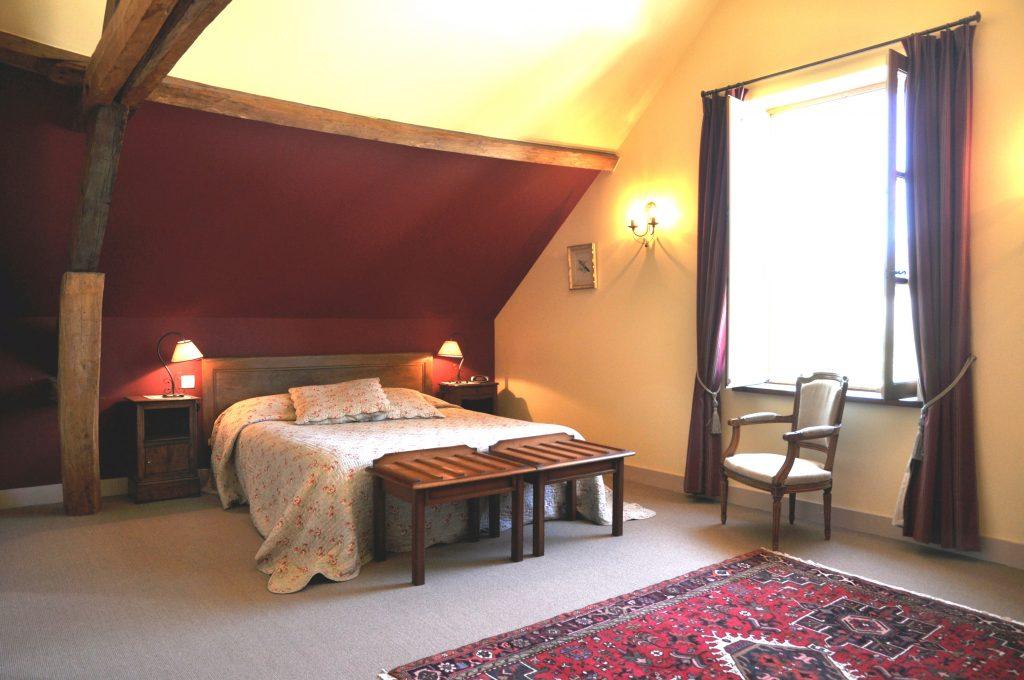 La chambre Clémentine